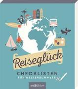 Cover-Bild zu Schatz, Franziska Marielle (Illustr.): Reiseglück