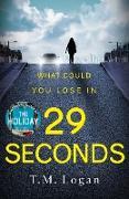 Cover-Bild zu 29 Seconds (eBook) von Logan, Tm