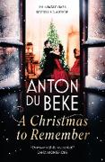 Cover-Bild zu A Christmas to Remember (eBook) von Du Beke, Anton