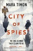 Cover-Bild zu City of Spies (eBook) von Timon, Mara