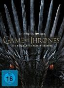Cover-Bild zu David Benioff (Schausp.): Game of Thrones - Staffel 8
