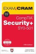 Cover-Bild zu Barrett Diane: CompTIA Security+ SY0-501 Exam Cram (eBook)