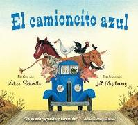 Cover-Bild zu El camioncito Azul (Little Blue Truck, Spanish Edition)