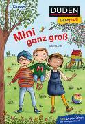 Cover-Bild zu Duden Leseprofi - Mini ganz groß, 1. Klasse von Luhn, Usch