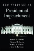 Cover-Bild zu Politics of Presidential Impeachment, The (eBook) von Franklin, Daniel P.