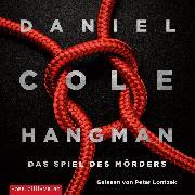 Cover-Bild zu Hangman. Das Spiel des Mörders (Audio Download) von Cole, Daniel