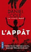 Cover-Bild zu L'appât von Cole, Daniel