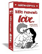Cover-Bild zu Catana Comics Little Moments of Love 2021 Deluxe Day-to-Day Calendar