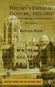Cover-Bild zu Britain's Imperial Century, 1815-1914 (eBook) von Hyam, R.