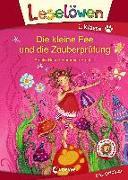 Cover-Bild zu Leselöwen 1. Klasse - Die kleine Fee und die Zauberprüfung von Benn, Amelie