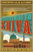 Cover-Bild zu A Carpet Ride to Khiva