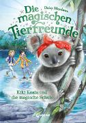 Cover-Bild zu Die magischen Tierfreunde (Band 17) - Kiki Koala und die magische Schule von Meadows, Daisy