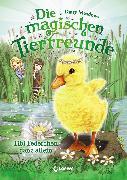 Cover-Bild zu Die magischen Tierfreunde 3 - Fibi Federchen ganz allein (eBook) von Meadows, Daisy