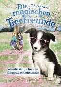 Cover-Bild zu Die magischen Tierfreunde 10 - Winnie Welpe hat ein glitzerndes Geheimnis (eBook) von Meadows, Daisy