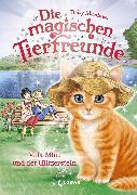 Cover-Bild zu Die magischen Tierfreunde 12 - Mila Miau und der Glitzerstein (eBook) von Meadows, Daisy