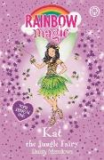 Cover-Bild zu Kat the Jungle Fairy (eBook) von Meadows, Daisy