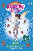 Cover-Bild zu Jude the Librarian Fairy (eBook) von Meadows, Daisy