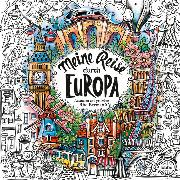 Cover-Bild zu Meine Reise durch Europa von Berman, Rita