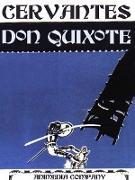 Cover-Bild zu The Ingenious Gentleman Don Quixote of La Mancha (Illustrated Edition) (eBook) von Cervantes Saavedra, Miguel de