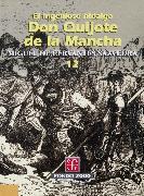 Cover-Bild zu El ingenioso hidalgo don Quijote de la Mancha, 2 (eBook) von Saavedra, Miguel de Cervantes