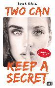 Cover-Bild zu Two can keep a secret (eBook) von McManus, Karen M.