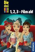 Cover-Bild zu Die drei !!!, 1, 2, 3 - Film ab! von Wich, Henriette