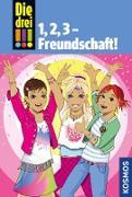 Cover-Bild zu Die drei !!!, 1,2 3 Freundschaft! (drei Ausrufezeichen) (eBook) von Wich, Henriette