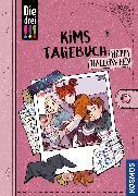 Cover-Bild zu Die drei !!!, Kims Tagebuch, Happy Halloween von Flammang, Sina