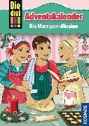 Cover-Bild zu Die drei !!!, Die Marzipan-Mission (drei Ausrufezeichen) (eBook) von Vogel, Maja von
