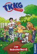 Cover-Bild zu TKKG Junior, 9, Der Roboterhund (eBook) von Vogel, Kirsten