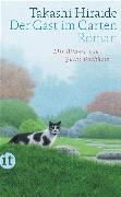 Cover-Bild zu Der Gast im Garten (eBook) von Hiraide, Takashi