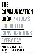 Cover-Bild zu The Communication Book (eBook) von Tschäppeler, Roman
