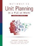 Cover-Bild zu Schuhl, Sarah: Mathematics Unit Planning in a PLC at Work®, Grades PreK-2 (eBook)