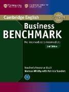 Cover-Bild zu Whitby, Norman: Business Benchmark Pre-intermediate to Intermediate BULATS and Business Preliminary. Teacher's Resource Book
