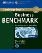 Cover-Bild zu Whitby, Norman: Business Benchmark Pre-intermediate to Intermediate BULATS Student's Book