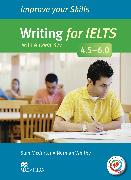 Cover-Bild zu McCarter, Sam: Improve Your Skills: Writing for IELTS 4.5-6.0 Student's Book with key & MPO Pack