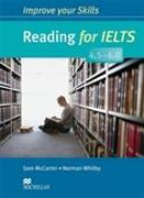 Cover-Bild zu McCarter, Sam: Improve Your Skills: Reading for IELTS 4.5-6.0 Student's Book without key