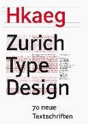 Cover-Bild zu Baldinger, André: Zurich Type Design