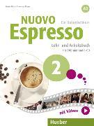 Cover-Bild zu Nuovo Espresso A2. Lehr- und Arbeitsbuch