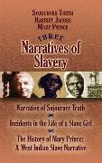 Cover-Bild zu Three Narratives of Slavery (eBook) von Truth, Sojourner