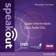 Cover-Bild zu Speakout 2nd Edition Upper Intermediate Class Audio CD von Eales, Frances