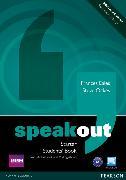 Cover-Bild zu Speakout Starter Students' Book (with DVD / Active Book) & MyLab von Eales, Frances