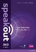 Cover-Bild zu Speakout Upper Intermediate 2nd Edition Flexi Coursebook 1 Pack von Clare, Antonia