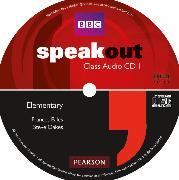 Cover-Bild zu Speakout Elementary Class Audio CD von Eales, Frances