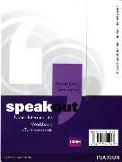Cover-Bild zu Speakout Upper Intermediate Workbook eText Access Card von Eales, Frances