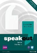 Cover-Bild zu Speakout Starter Workbook (no Key) and Audio CD von Eales, Frances
