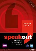 Cover-Bild zu Speakout Elementary Students' Book (with DVD / Active Book) von Eales, Frances