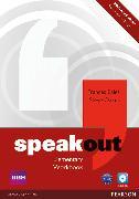 Cover-Bild zu Speakout Elementary Workbook (no Key) and Audio CD von Eales, Frances