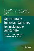 Cover-Bild zu Agriculturally Important Microbes for Sustainable Agriculture (eBook) von Meena, Vijay Singh (Hrsg.)