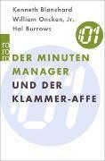Cover-Bild zu Der Minuten Manager und der Klammer-Affe